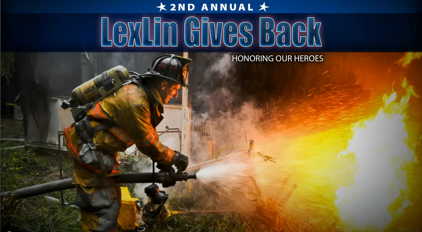 2nd Annual LexLin Gives Back Honoring Our Heroes Contest